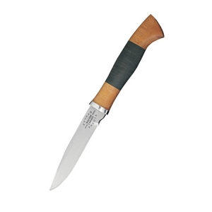 """Нож """"Скаут"""" (65x13, кожа)"""