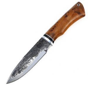 "Нож ""Кайман-1"" (х12мф, ручная ковка)"