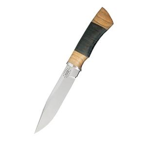 """Нож """"Ворон"""" (65x13, кожа)"""